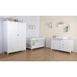 Childwood Room Hampton White -configurator-