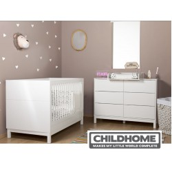 Childwood Room Jotta White - Glossy