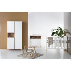 Quax Loft White Full Babyroom
