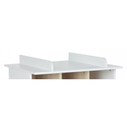 Quax Loft White Extension for Chest