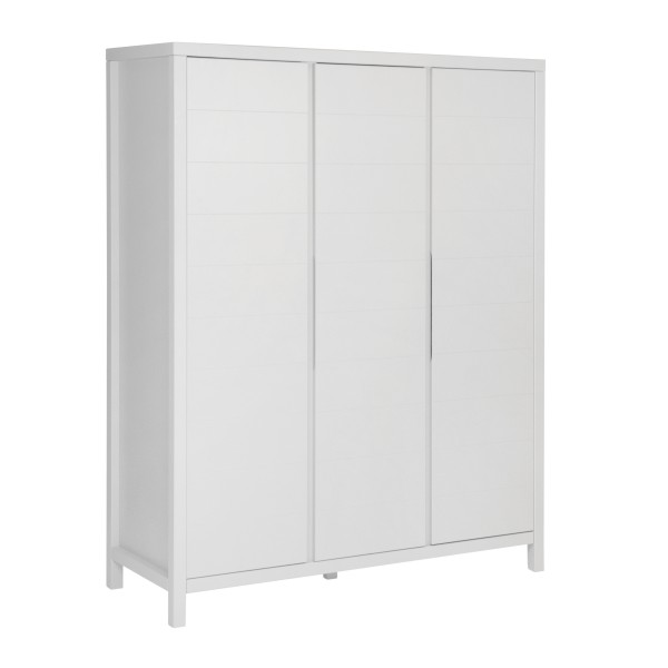 Quax Stripes Nebbia Cabinet 3 doors
