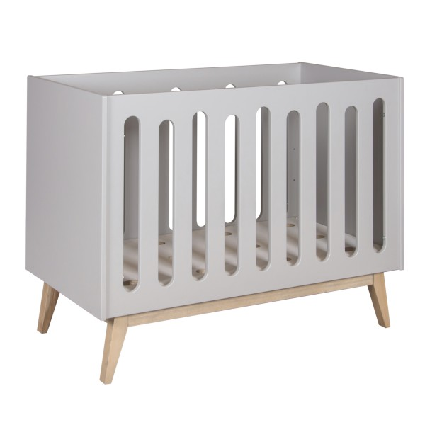 Quax Trendy Cot/Bench 60x120cm - Griffin Grey -PROMO-
