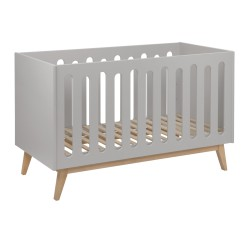 Quax Trendy Cot/Bench 70x140m - Griffin Grey -promo-