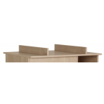 Quax Cocoon Extension for Chest - Natural Oak