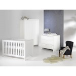 Quax baby room Linea White - with cot Charlotte White
