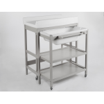 Quax Changing table with bath Compact Smart Grey