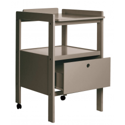 Pericles Changing table Cindy Taupe