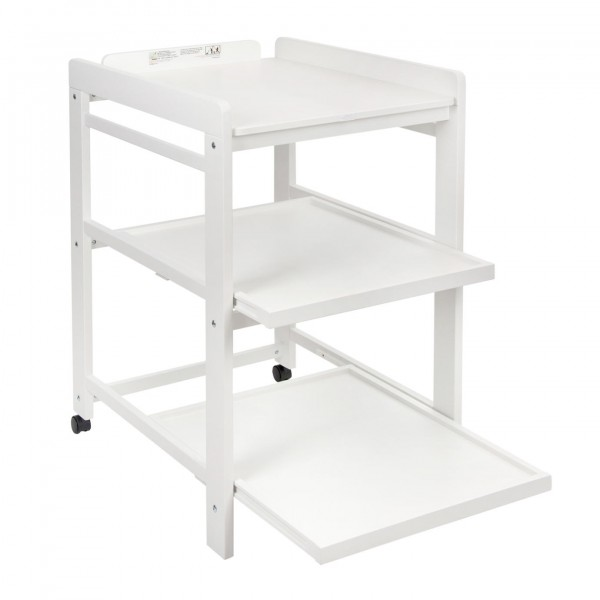 Quax Changing table Comfort White