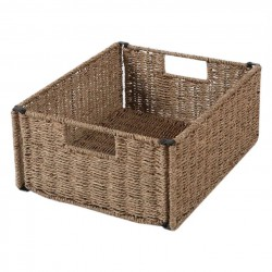 Quax Basket for Changing table with bath Smart Seagrass