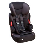 Quax carseat group 1/2/3 black