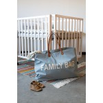 Childhome Family Bag - Light Grey