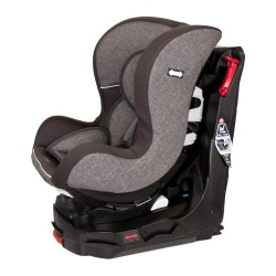 Quax carseat group 0/1 ISOFIX 360 linen grey