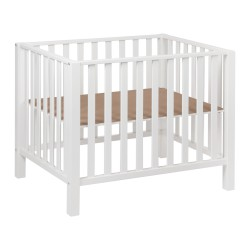 Quax playpen Mila white