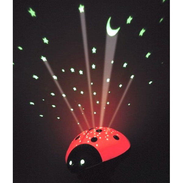 Beetle Star Galaxy -star projector-