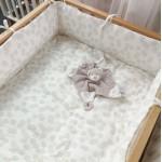 Pericles - Umi Dots - Playpen textile set