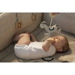 Quax Playpen Bumper Activity - Natural Linen