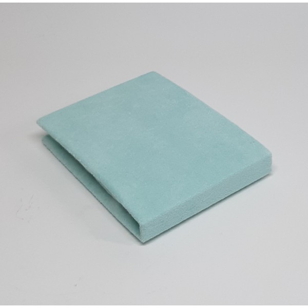Hé Baby changing pad cover mint