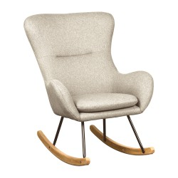 Quax rocking adult chair - Basic - Desert