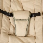 Quax Relax - Rocking Baby Bouncer - Beige