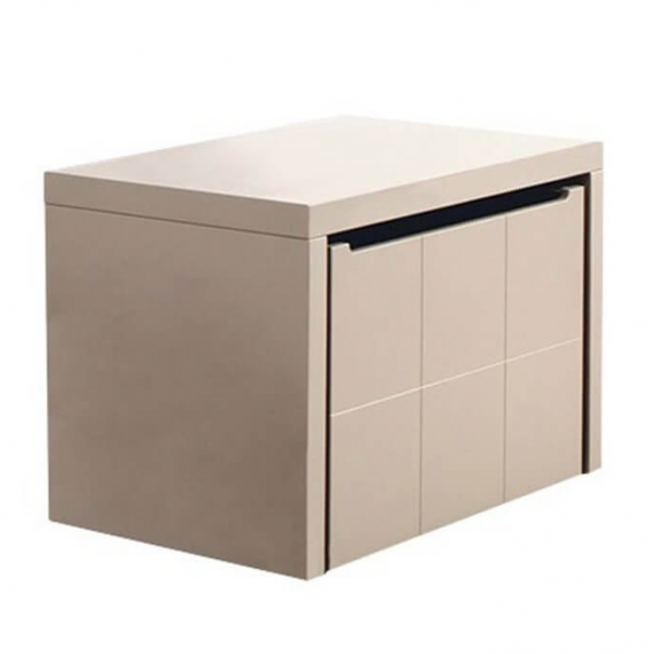 QUAX Quarre Grisato Desk / case