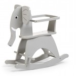 Childhome - Rocking Elephant - Grey