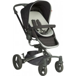 Pericles Stroller Twister 2in1  -grey-